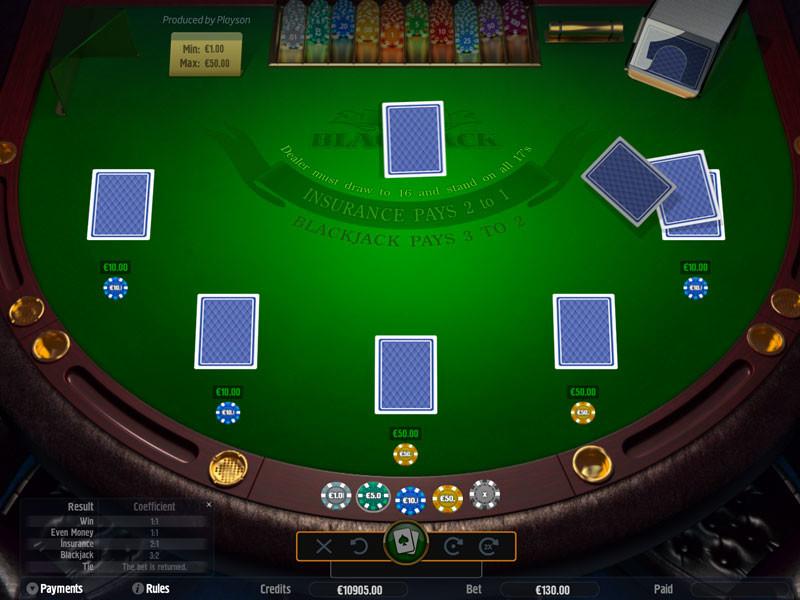 Blackjack. Ein kleiner Überblick.